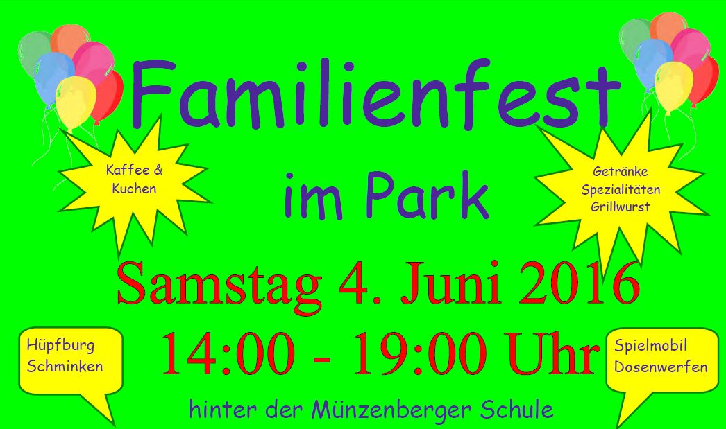 2016 familienfest