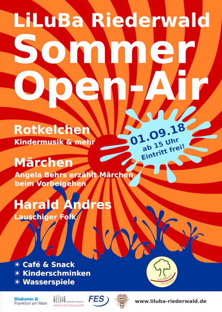 sommer open air 2018